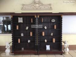 Antik bútor, Könyvszekrény.