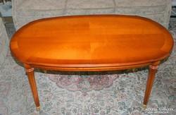 Warrings Salzburg  cseresznye dohányzóasztal 124x57x75cm