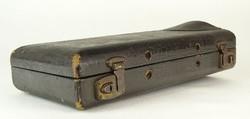 0Q129 Régi klarinétdoboz