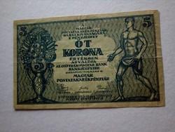 1919-es 5 Korona