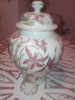 Zsolnay Nagy Fedeles váza