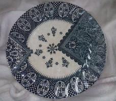 Fischer Ignác tányér 1890 (Emma)
