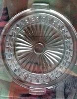 30 cm atm torta tál üveg