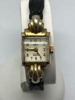 Vincit art deco hand-wrought Swiss women's watch