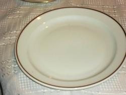 Régi szép zsolnay tányér 19 cm