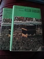 Germanus Gyula Allah Akbar! I-II. kötet -   Útikönyvek, útleírások, Ázsia,Vallás,irodalom- könyv