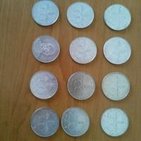 Ezüst 200 forintos 1994