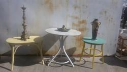 3 db Thonet asztal / debreceni.