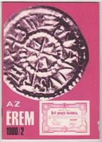 Az Érem 1980/2 - numizmatikai folyóirat
