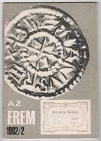 Az Érem 1982/2 - numizmatikai folyóirat