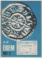 Az Érem 1977/2 - numizmatikai folyóirat