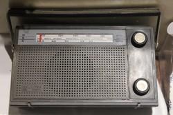 Unitra-Rzeszów táska rádió.