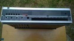 DUAL CR-50-es asztali tranzisztoros rádió fadoboza + belső alaplemez