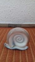 Aquincum, aqua festésű csiga