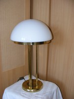 ART DECO asztali réz lámpa II