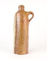 0Q108 Antik cserép ásványvizes palack MARIENBAD