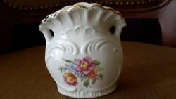 GDR Lippelsdorf Thüringen porcelán fogvájótartó