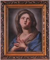 Francesco Trevisani köre (1656-1746): Szeplőtelen Madonna portré
