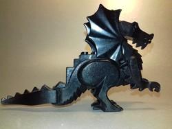 LEGO fekete sárkány Black Dragon 6028