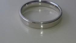 Ezüst karikagyűrű 925