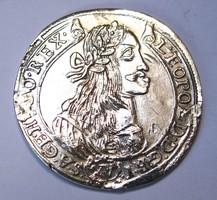 Lipót XV krajcár 1674 KB