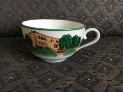 Antik Herendi csésze - Le dernier sou