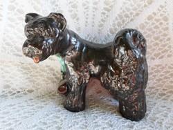 Kerámia kutya   15,5 x 10 x 12,5 cm