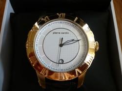 Pierre Cardin kvarc szerkezetű férfi óra ... a4eb2778d7