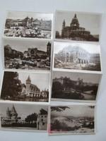 Budapest híres épületei a 30-as évekből