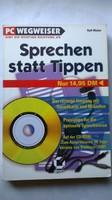 PC wegweiser -Sprechen statt tippen c.könyv -1998.