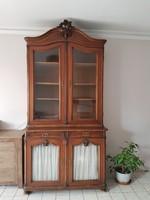 Bécsi barokk tálaló szekrény