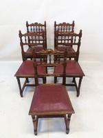 Antik székek(5 db)