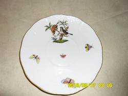 Herendi Rothschild mintás süteményes tányér