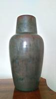 Zsolnay váza 1919-21 közötti pecséttel