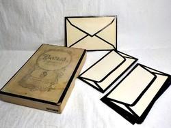 Batist levél boríték - Legfinomabb minőség Szénásy Béla papíráruháza