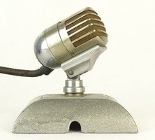 0Q101 Alumínium mikrofon ~ 1960
