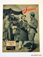 1956 szeptember 25  /  SZABADSÁG  /  RÉGI EREDETI MAGYAR ÚJSÁG Szs.:  4559