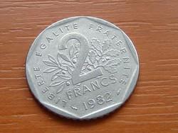 FRANCIA 2 FRANK FRANCS 1982
