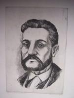 Ábrahám Rafael: Szántó Kovács János