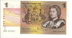 1 dollár 1983 Ausztrália III.