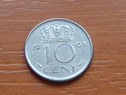 HOLLANDIA 10 CENT 1961