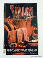2002 - -  /  SZALON  /  RÉGI EREDETI MAGYAR ÚJSÁG Szs.:  4277