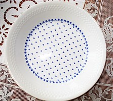 NDK retro porcelán mélytányérok (6 db.)