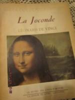 La Joconde LEANARD DE VINCI