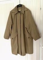Max Mara tavaszi kabát cipzáros béléssel, szép és finom a márka magáért beszél