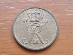 DÁNIA 5 ÖRE 1971  S+V