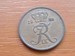 DÁNIA 5 ÖRE 1965  S+V