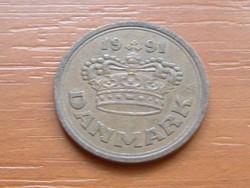 DÁNIA 50 ÖRE 1991  S+V