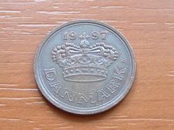 DÁNIA 50 ÖRE 1997  S+V