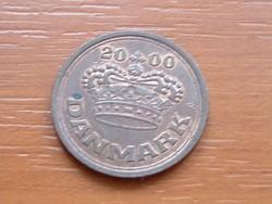 DÁNIA 50 ÖRE 2000  S+V